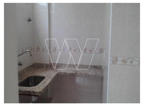 apartamento residencial em campinas - sp, centro - ap00660