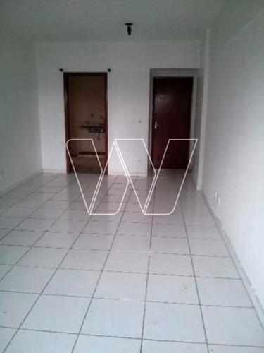 apartamento residencial em campinas - sp, centro - ap00673