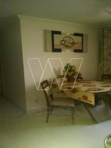 apartamento residencial em campinas - sp, jardim aurelia - ap00555