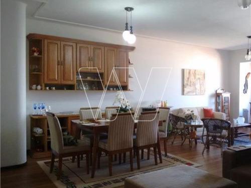 apartamento residencial em campinas - sp, jardim chapadao - ap00574