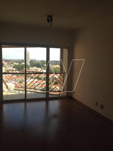 apartamento residencial em campinas - sp, jardim chapadão - ap00607