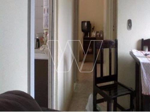 apartamento residencial em campinas - sp, jardim do lago - ap00461