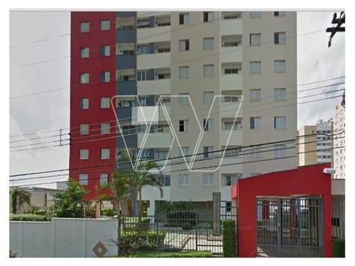 apartamento residencial em campinas - sp, jardim dom vieira - ap00663