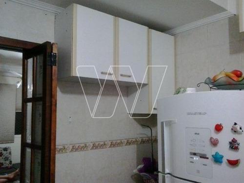 apartamento residencial em campinas - sp, jardim flamboyant - ap00601