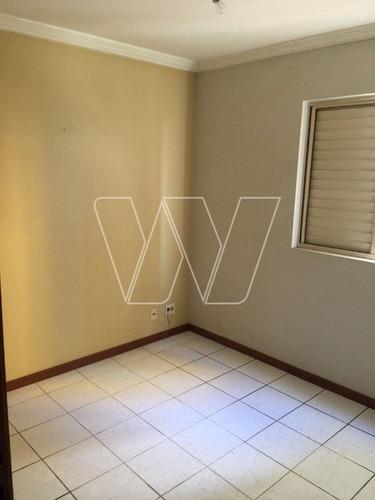 apartamento residencial em campinas - sp, jardim guanabara - ap00595