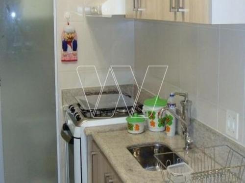 apartamento residencial em campinas - sp, jardim myrian moreira da costa - ap00485