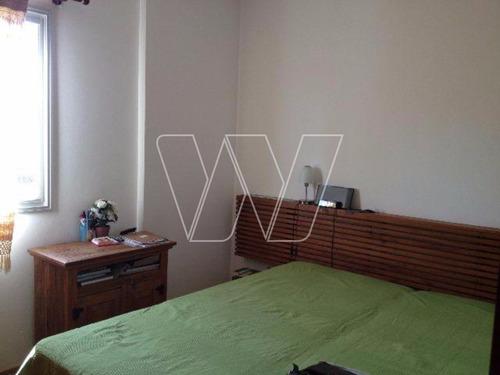 apartamento residencial em campinas - sp, jardim nossa senhora auxiliadora - ap00479