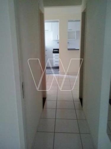 apartamento residencial em campinas - sp, jardim nova europa - ap00478