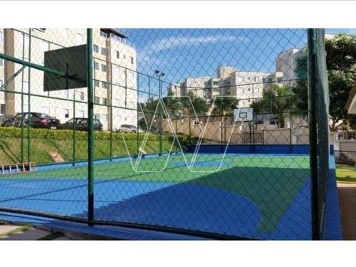 apartamento residencial em campinas - sp, jardim nova europa - ap00596