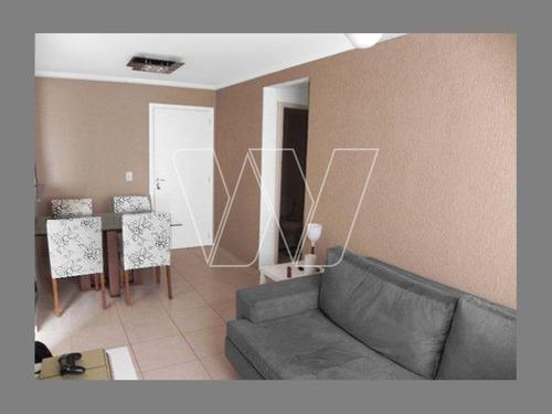 apartamento residencial em campinas - sp, jardim nova europa - ap00690