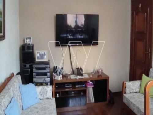 apartamento residencial em campinas - sp, jardim paulicéia - ap00570