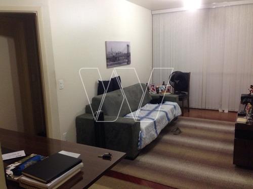 apartamento residencial em campinas - sp, jardim proenca - ap00708