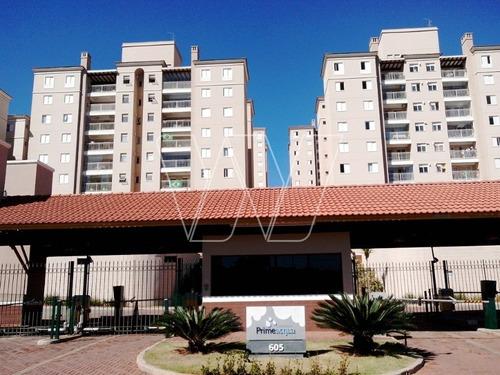 apartamento residencial em campinas - sp, jardim são vicente - ap00534