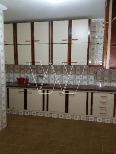 apartamento residencial em campinas - sp, jd garcia - ap00573