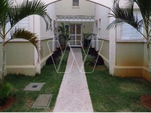 apartamento residencial em campinas - sp, loteamento center santa genebra - ap00476