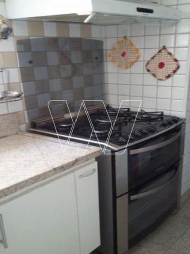 apartamento residencial em campinas - sp, mansoes santo antonio - ap00571