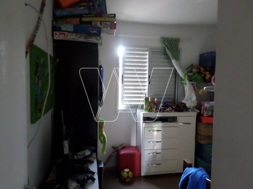 apartamento residencial em campinas - sp, parque brasilia - ap00604