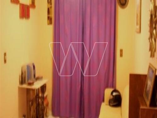 apartamento residencial em campinas - sp, parque das camelias - ap00577