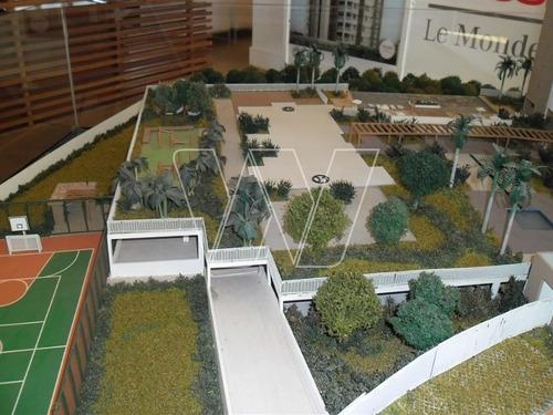 apartamento residencial em campinas - sp, parque das flores - ap00484