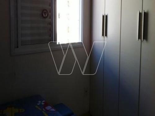 apartamento residencial em campinas - sp, parque itália - ap00581