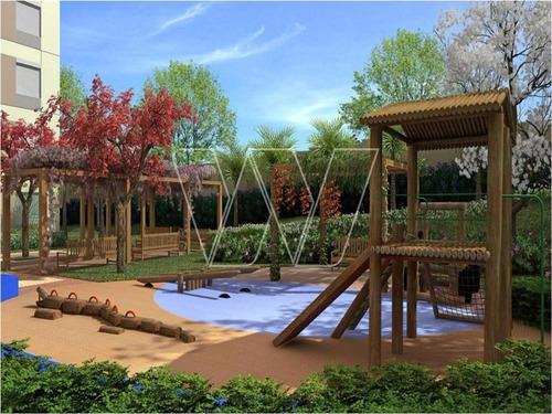 apartamento residencial em campinas - sp, parque prado - ap00440