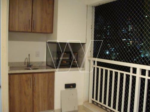 apartamento residencial em campinas - sp, parque prado - ap00458