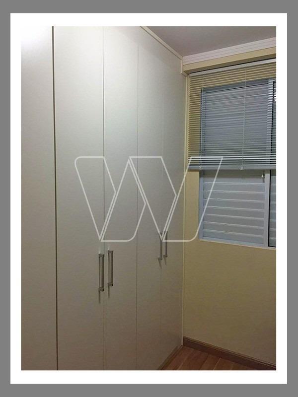apartamento residencial em campinas - sp, parque prado - ap00734