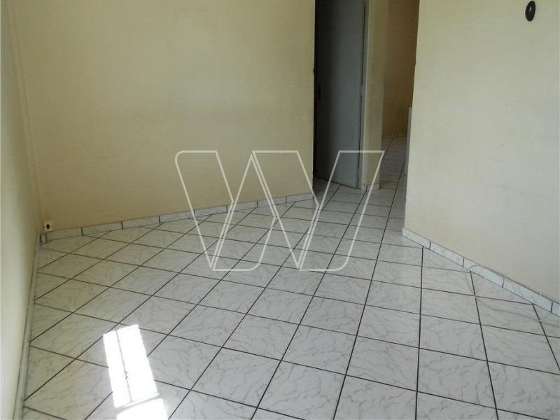 apartamento residencial em campinas - sp, parque residencial vila união - ap00584