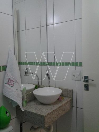apartamento residencial em campinas - sp, parque rural fazenda santa cândida - ap00580