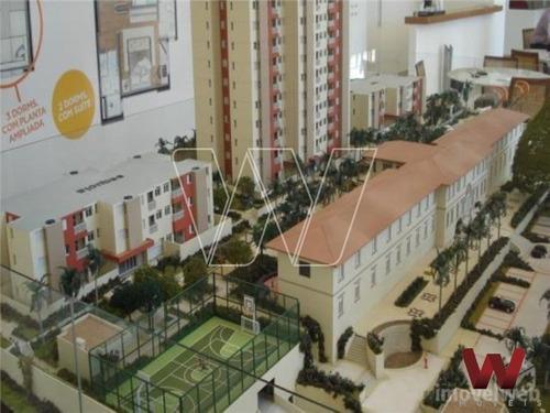 apartamento residencial em campinas - sp, ponte preta - ap00482