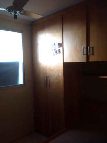 apartamento residencial em campinas - sp, ponte preta - ap00561