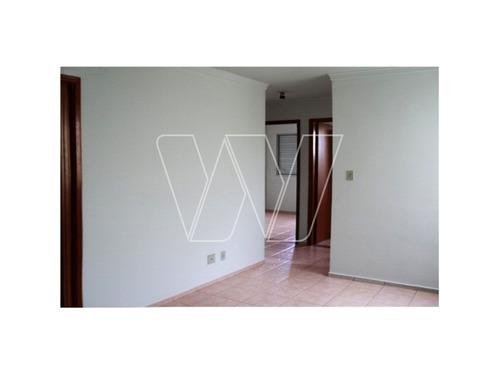 apartamento residencial em campinas - sp, ponte preta - ap00631