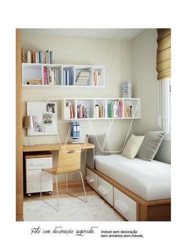 apartamento residencial em campinas - sp, ponte preta - ap00662