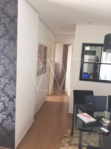 apartamento residencial em campinas - sp, são bernardo - parque itália - ap00703
