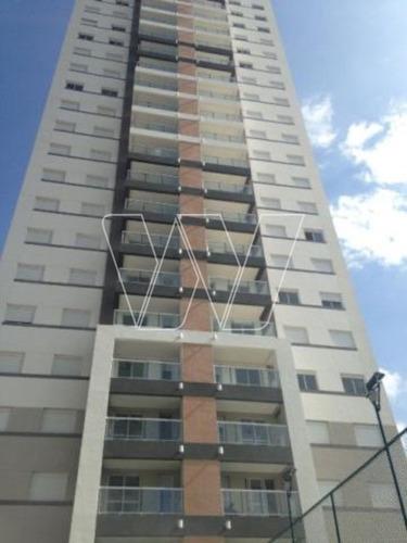 apartamento residencial em campinas - sp, taquaral - ap00540