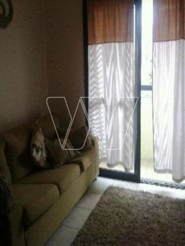 apartamento residencial em campinas - sp, taquaral - ap00594