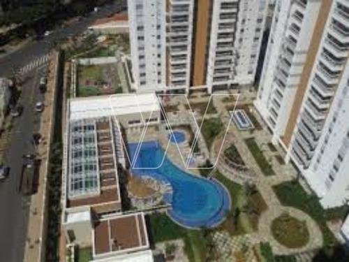 apartamento residencial em campinas - sp, taquaral - ap00636