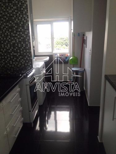 apartamento residencial em campinas - sp, vila anhanguera - ap00465