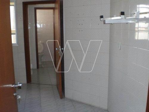 apartamento residencial em campinas - sp, vila estanislau - ap00611