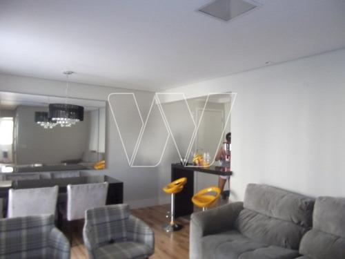 apartamento residencial em campinas - sp, vila georgina - ap00535