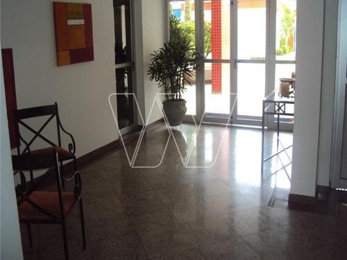 apartamento residencial em campinas - sp, vila industrial - ap00516