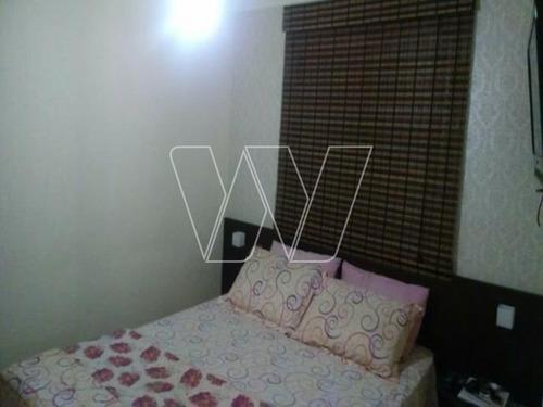 apartamento residencial em campinas - sp, vila industrial - ap00550