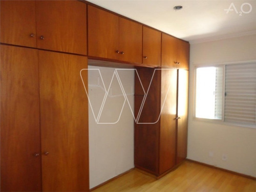 apartamento residencial em campinas - sp, vila industrial - ap00682