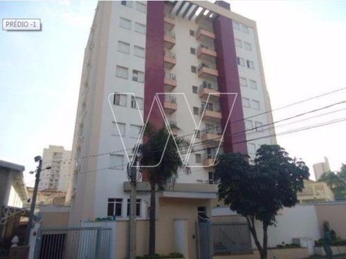 apartamento residencial em campinas - sp, vila industrial - ap00688