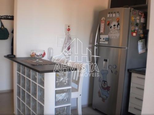 apartamento residencial em campinas - sp, vila ipe - ap00177