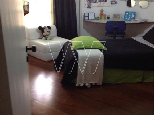 apartamento residencial em campinas - sp, vila itapura - ap00492