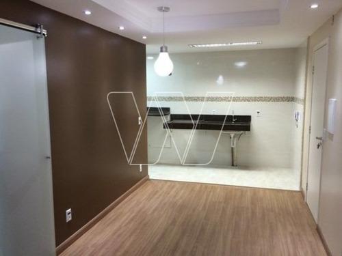 apartamento residencial em campinas - sp, vila marieta - ap00557