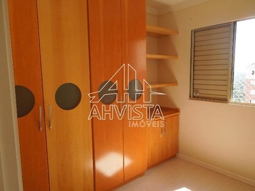 apartamento residencial em campinas - sp, vila nova - ap00182