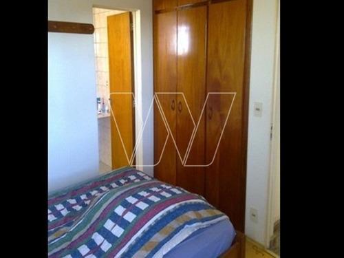 apartamento residencial em campinas - sp, vila paraíso - ap00582