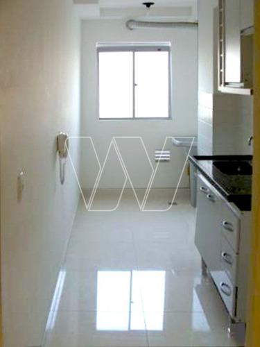 apartamento residencial em campinas - sp, vila perseu leite de barros - ap00629